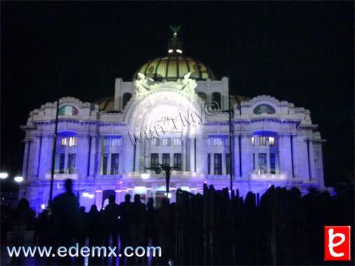 Palacio de Bellas Artes, reinauguraci�n. ID1120, Ivan TMy, 2010
