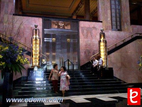 Vestibulo del Palacio de Bellas Artes. ID279, Ivan TMy, 2008
